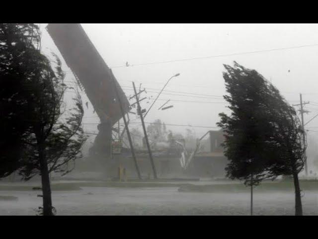 Ніби кінець світу почався!!! На Рахівщині пройшов страшний ураган, він нищив усе на своєму шляху
