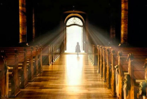 """Ви навіть не підозрювали про таке: Стало відомо приголомшливу таємницю молитви """"Отче Наш"""". Уся сила послання в…"""
