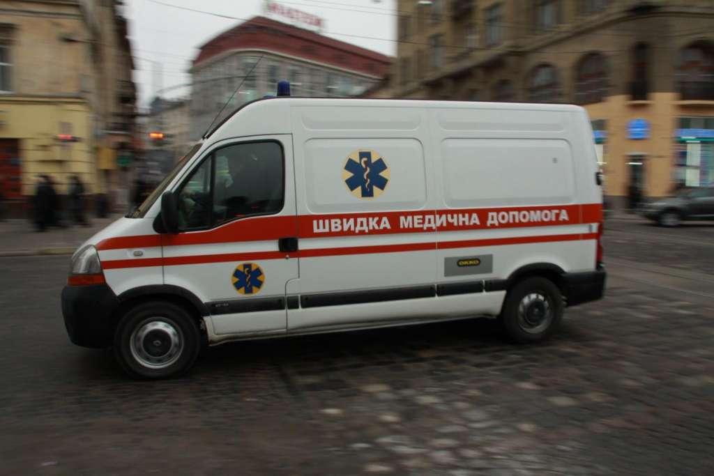 У Полтаві водій скоїв наїзд на пішохода, постраждалий у реанімації