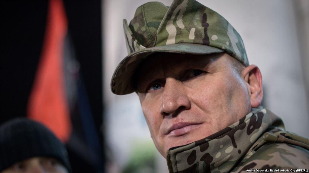 У Києві затримали командира батальйону ОУН. Названо причину