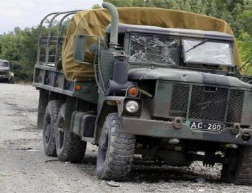 На тренувальній військовій базі: вантажівка протаранила натовп військових. Є загиблі