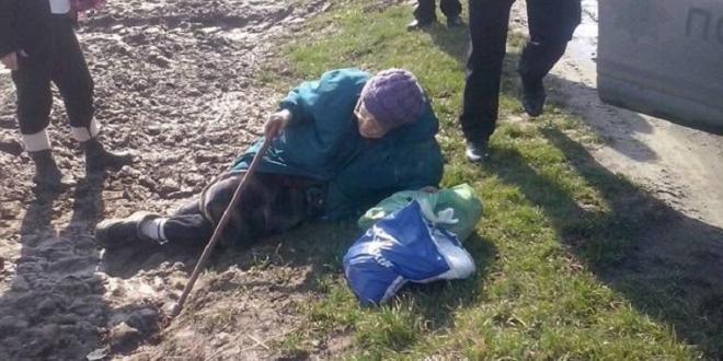 «Вона мені не потрібна»: львів'янка вивезла свою матір в поле… Дізнайтесь деталі