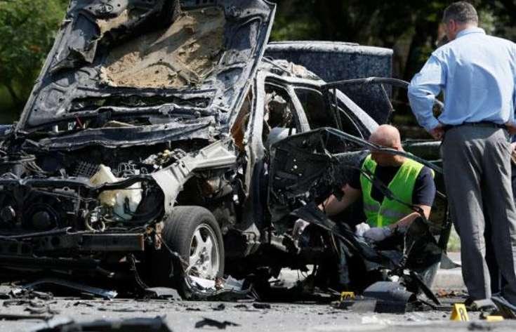 Підірвали авто: Відому журналістку, яка займалась корупційними розслідуваннями жорстоко вбили