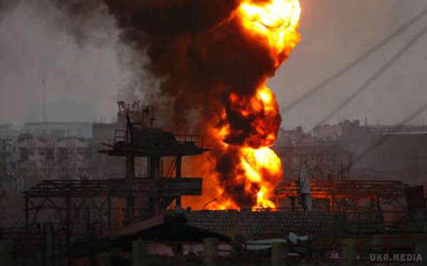 На Львівщині стався вибух, є постраждалі