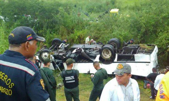 Жахлива ДТП пасажирського автобуса: 9 загиблих, десятки травмованих