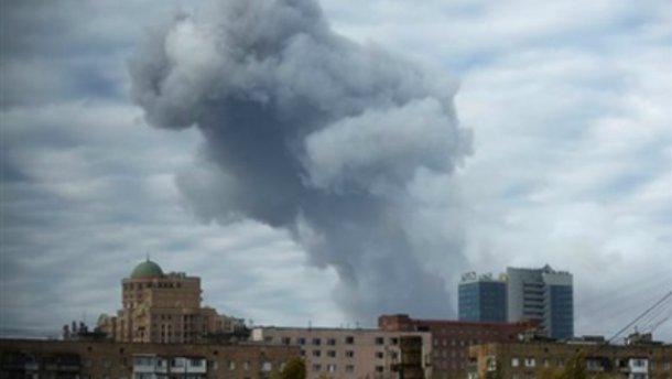 Вщент рознесло: з'явилися перші кадри потужного вибуху в Донецьку, через який постраждали діти