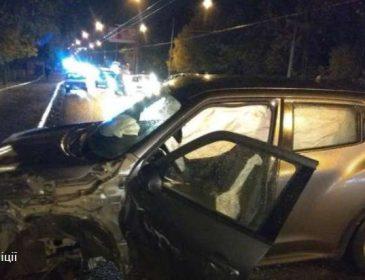 У Львові на вулиці Кульпарківській трапилась подвійна ДТП, є постраждалі