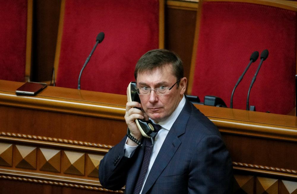 Екстрадиція Саакашвілі: Луценко шокував всю Україну своєю заявою. В це важко повірити