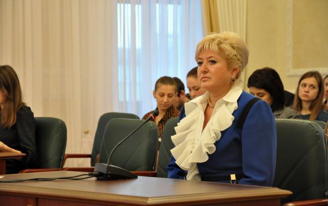 Як скандальна львівська суддя із порушеннями завершила захист своєї дисертації