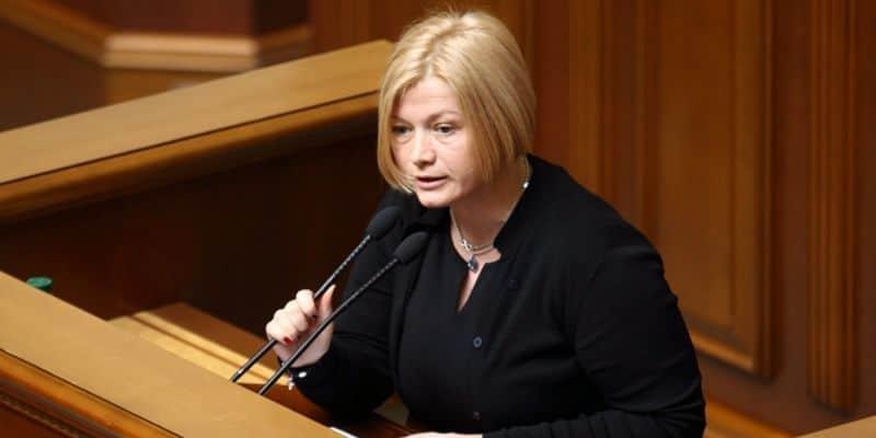 """""""Чим відрізняються від зелених ввічливих чоловічків"""": Геращенко емоційно висловилась на адресу мітингувальників"""