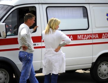 У Львові через нелегальні атракціони постраждав чоловік. Його госпіталізували