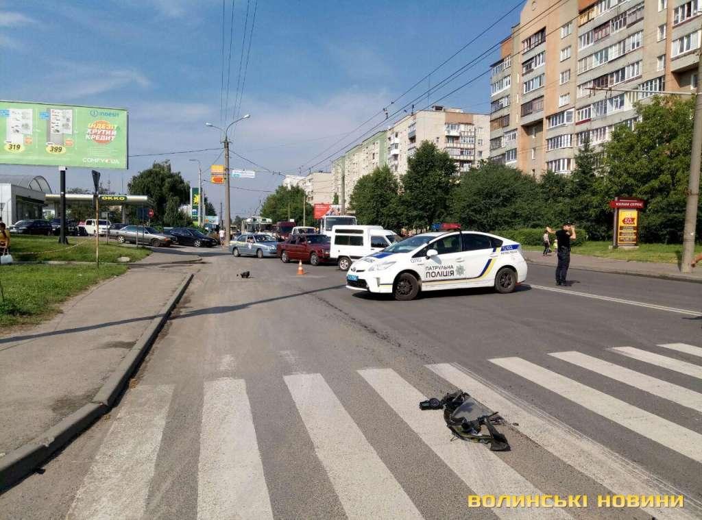 Чергова смертельна ДТП: здійснено наїзд на дітей на пішохідному переході