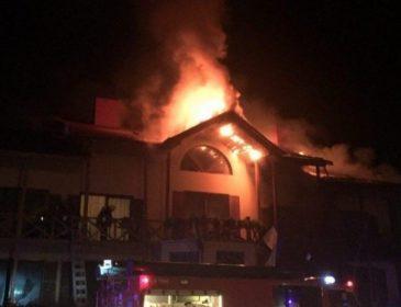 """Загинуло 11 людей"": у 5-зірковому готелі сталася масштабна пожежа"