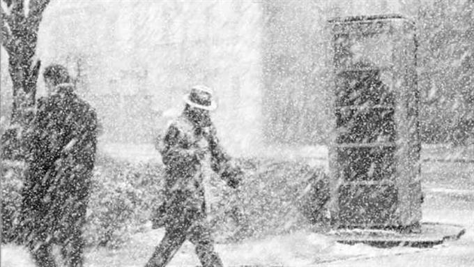 Він принесе морози, мокрий сніг та ожеледицю: На Львівщину насувається скандинавський циклон