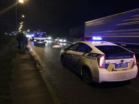 Смертельна ДТП: На Рівненщині водій «Tata» збив жінку