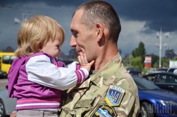 """""""Де мій тато?"""": Страшно не те, що ти на війні, лячно, що тут тебе не чекають"""