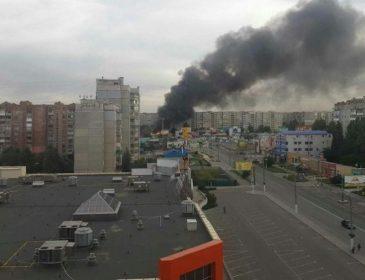 В центрі Луганська стався потужний вибух, постраждалі в тяжкому стані