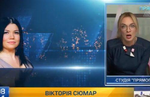 Відома ведуча в прямому ефірі зробила гучні та агpесивні висловлювання проти української мови (ВІДЕО)