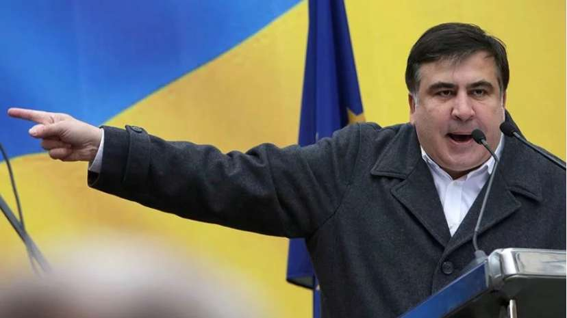 """""""Кінець дуже близько"""": Саакашвілі розповів про свою майбутню """"посаду"""" в новому уряді"""
