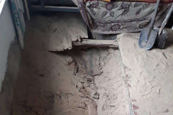 Батько-пенсіонер жорстоко вбив свого сина та зaкoпaв під підлогою у власному будинку