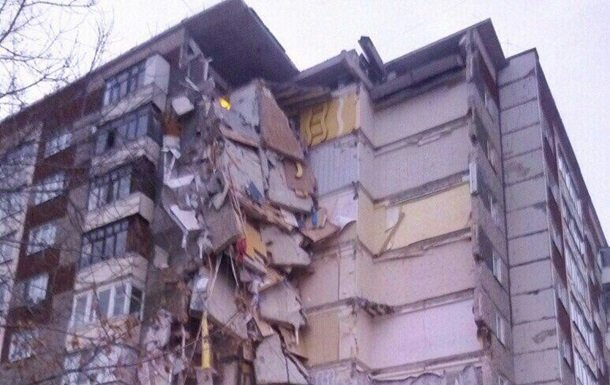 Кілька поверхів! В Києві обвалилася частина житлового будинку