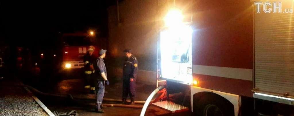 На Кіровоградщині сталася пожежа, в якій загинуло двоє людей