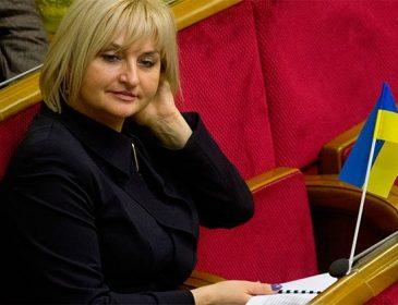 """Вам таке й не насниться: Ірина Луценко """"вишиває"""" Радою зі сумочкою за майже 100 тис. грн"""