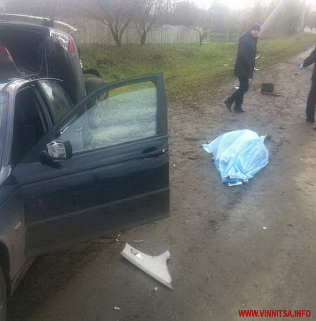 """""""Загинула на місці"""": в Калинівці сталася аварія, в якій трагічно померла дівчинка"""