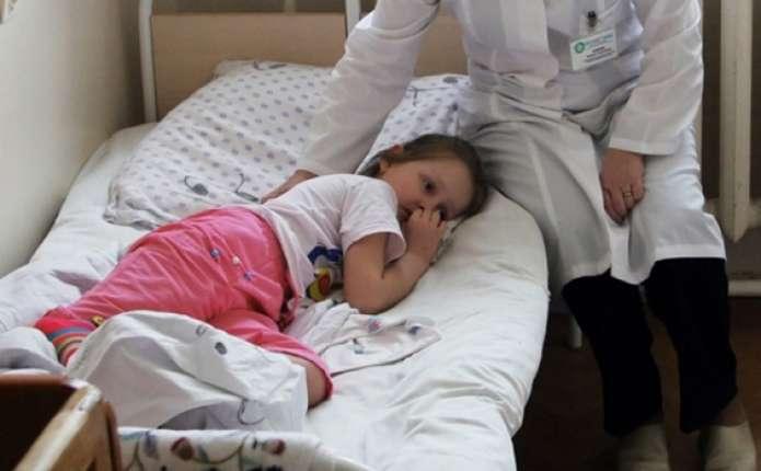У Луцьку спалах небезпечного захворювання, вже п'ятеро дітей у лікарні