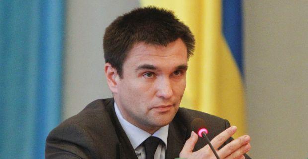 """""""Спочатку біометрика, потім – заява"""": Клімкін повідомив нові правила перетину кордону з Росією із 1 січня"""