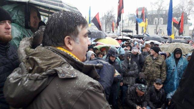 """""""""""Саакашвілі домовився з баригами Порошенка…"""": Екс-президент Грузії зробив різку та неочікувану заяву"""