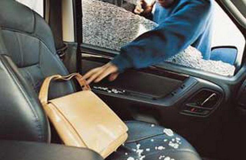 На Полтавщині з автомобіля вкрали 80 000$