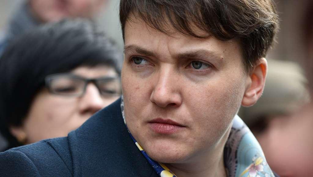 """""""Це приниження"""": Савченко розповіла про діяльність Саакашвілі"""