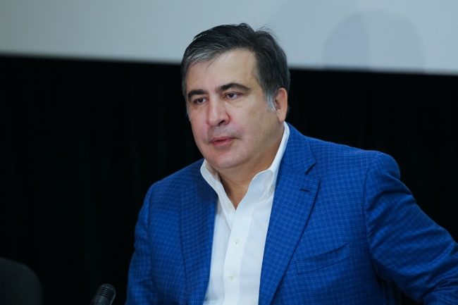 """""""Проводять слідчі дії"""": В СБУ прокоментували обшуки в будинку Саакашвілі"""
