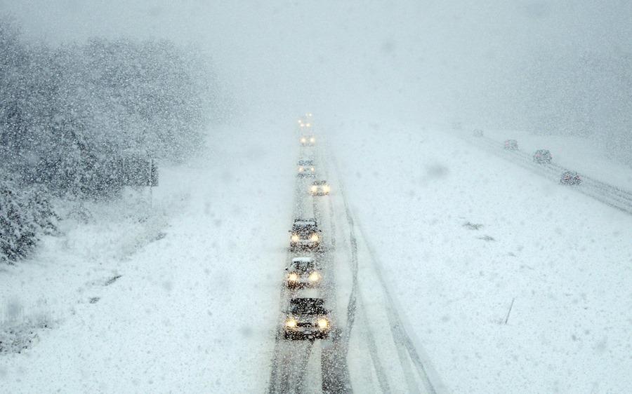 """""""Ситуація критична"""": стало відомо, що коїться на Західній Україні, справжній сніговий полон"""