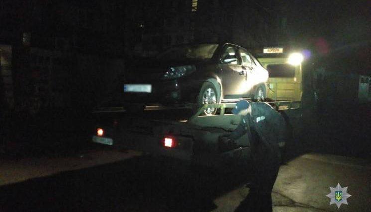 У Херсоні сталася жахлива ДТП, п'яний водій не впорався з керуванням