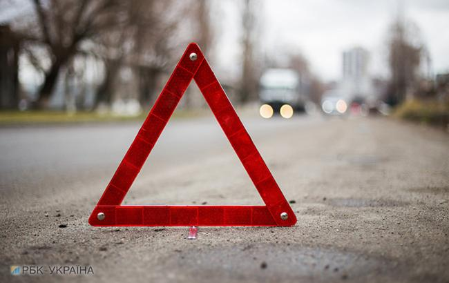 Смертельне ДТП у Чернігівській область, одна людина загинула ще 4 постраждали