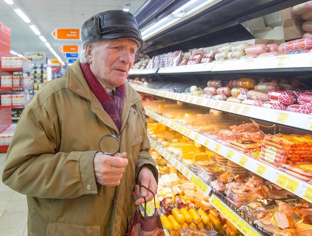 """""""Він сидів там, поки не з'їв салат…"""": Інцидент в супермаркеті, ось так і виглядає """"Життя по Новому"""""""
