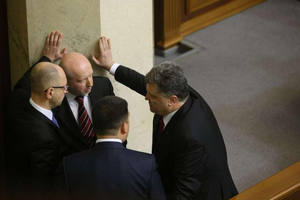 А ви вже бачили? Колективне привітання українських політиків