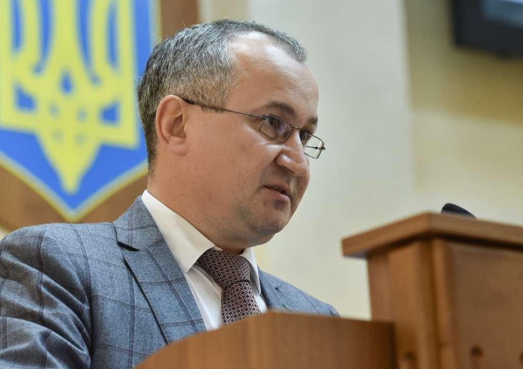Глава СБУ Грицак прийшов звітувати в Раду з годинником за 54 тисячі