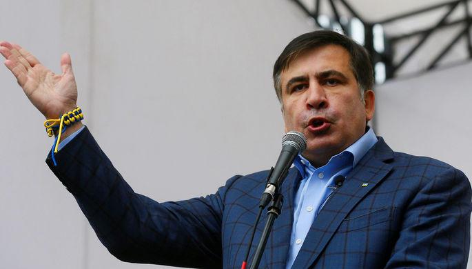 Обшуки у Саакашвілі та російський слід: З'ясували причину затримання екс-президента Грузії