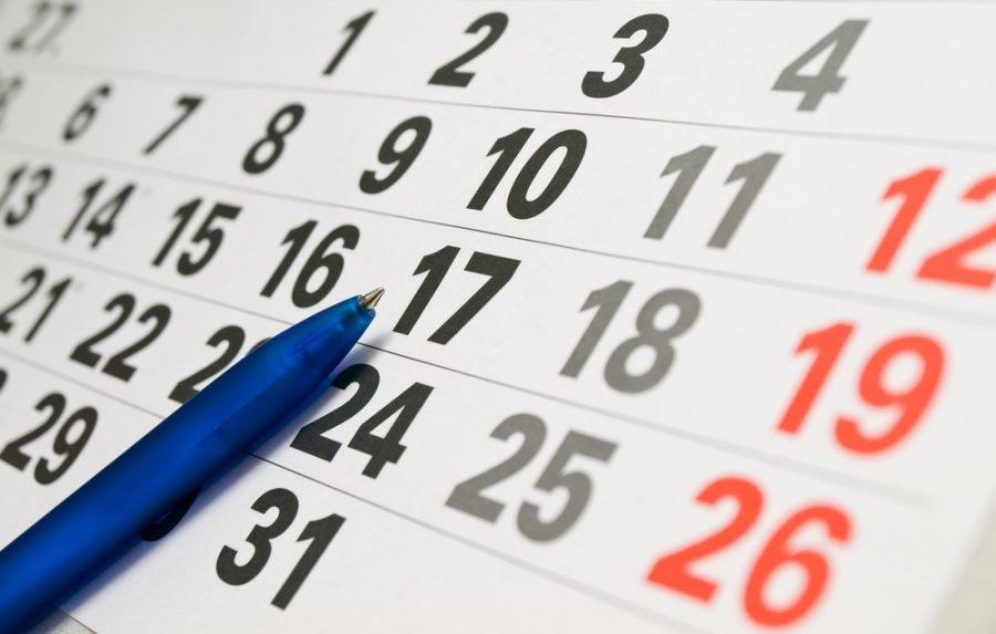 Календарний план: Дізнайтесь кому і коли скоротили робочі дні після свят