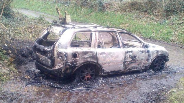 """""""Катували, прив'язали і спалили в машині"""": В Європі жорстоко вбили українського військового"""