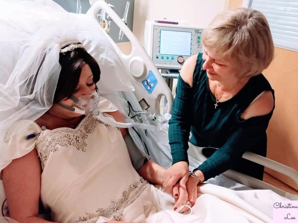 """""""Я не боюсь смерті…"""": Дівчина померла відразу після весілля"""