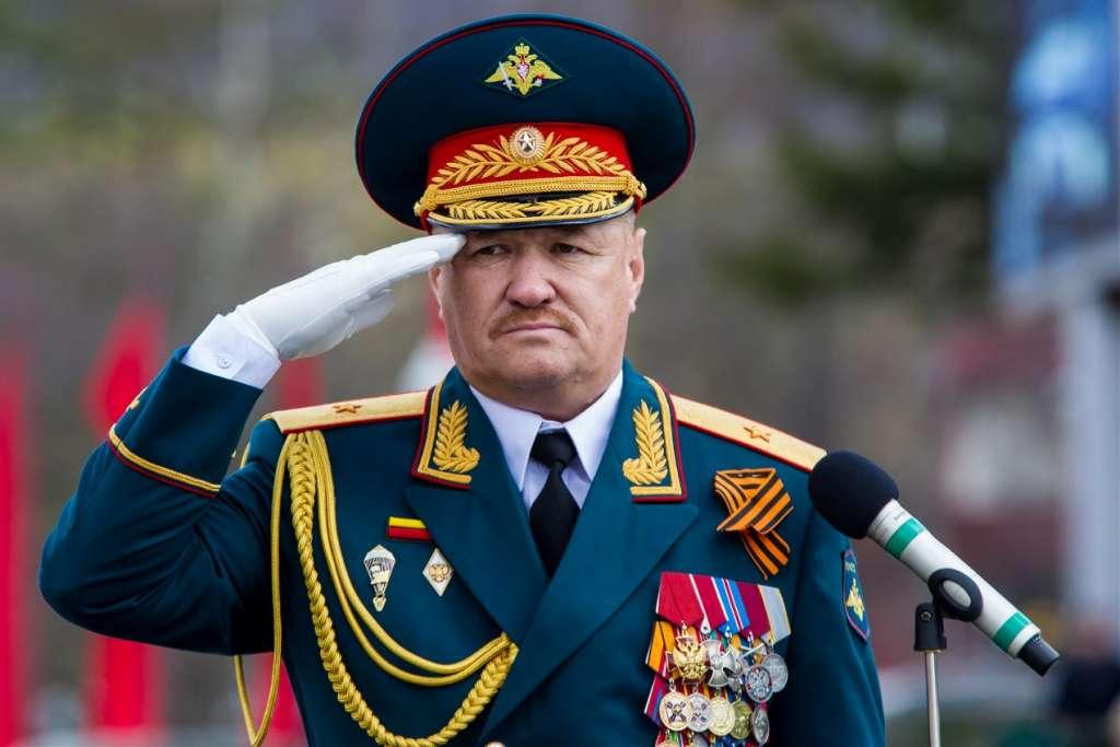 Вбито російського генерала Асапова, який командував бойовиками ЛДНР
