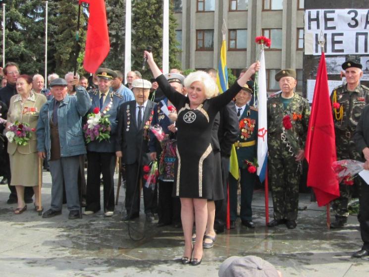 Я буду мером Слов'янська: Штепа зробила нову гучну заяву