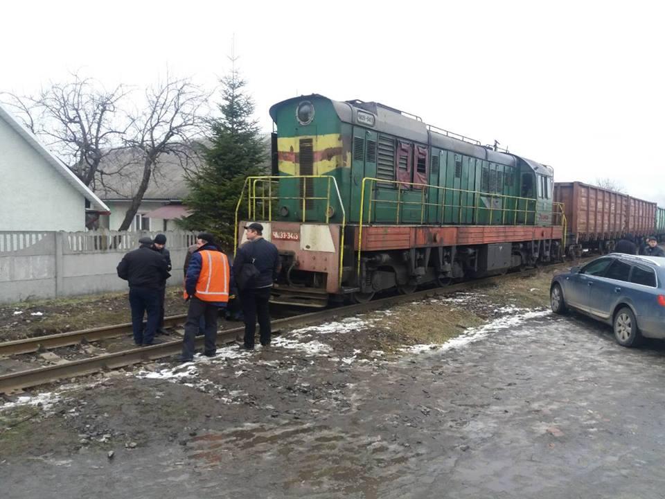 На Львівщині загинув школяр, потрапивши під потяг