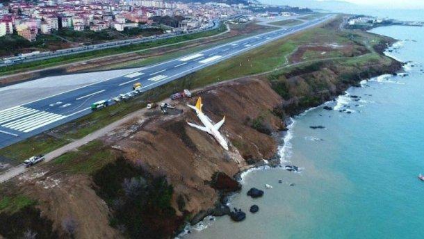 """""""За кадром чути дитячі крики"""": З'явилося відео з літака, який падав у море"""