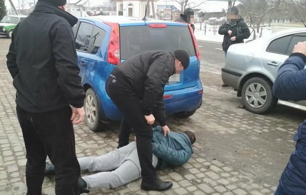 СБУ спіймала поліцейського на отриманні хабара