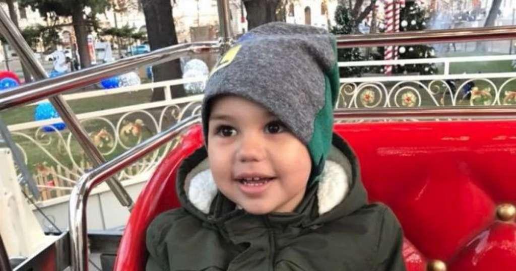 Дуже рідкісна пухлина мозку: 2-річний Максим не зможе врятуватися без вашої допомоги